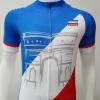 เสื้อปั่นจักรยานแขนสั้นโปรทีม : SP170010