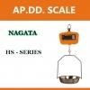 เครื่องชั่งดิจิตอล เครื่องชั่งแขวน 30Kg ความละเอียด 10Kg ยี่ห้อ NAGATA รุ่น HS-33 (ผ่านการตรวจรับรองจาก สำนัก ชั่ง ตวง วัด)