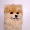 ตุ๊กตาสุนัขใยขนแกะ พันธุ์ปอมเมอเรเนียน (Pomeranian) Size M-2