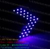 ไฟเลี้ยว LED SMD 33 ดวง กระพริบ 3 Step สีน้ำเงิน