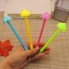 ปากกาหัวร่ม(เจลน้ำเงิน) ราคา 96 บาท/โหล 12 ชิ้น/โหล