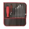 ไขควงชุด PB Swiss Tools ซองหนัง ริมแดง set Red PB 9216 Red + ไขควงชุดเล็ก (12 ตัว/ชุด)