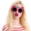แว่นตา Hen Night รูป Lip (อุปกรณ์งานปาร์ตี้สละโสด Hen Night Party)