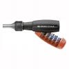 ไขควง PB Swiss Tools รุ่น PB 6510.R-30 พร้อมดอกไขควง 10 ดอก เก็บในด้าม