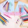 ปากกาหมึกสีหัวเพชร ( คระสี ) ราคา 72 บาท/แพค 12 ชิ้น/แพค