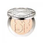(ลด 30%): DIORSKIN NUDE AIR Powder Healthy Glow Invisible Powder 10g.with Kabuki Brush #010Ivory
