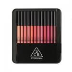 3CE Drawing Lip Pen Kit 1BOX (มี 12 แท่ง)
