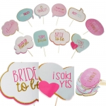 ADORABLE PASTEL Photo Prop for Hen Night
