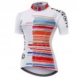เสื้อปั่นจักรยานผู้หญิงแขนสั้น Exclusive : EX172270