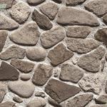 วอลเปเปอร์หน้ากว้างลายหินก้อนบางน้ำตาลปนเทา1