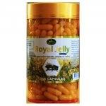 Royal Jelly Nature's King 100%Natural 1,000mg 365 เม็ด บำรุงร่างกาย ต้านชรา ยืดอายุเซลล์ ซ่อมแซมส่วนที่สึกหรอทั่วร่างกาย