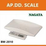 ตาชั่งน้ำหนักคน20kg เครื่องชั่งบุคคลดิจิตอล20กิโลกรัม เครื่องชั่งเด็กทารกดิจิตอล20kg เครื่องชั่งน้ำหนักเด็กอ่อนดิจิตอล20kg ละเอียด10g NAGATA BW-2010
