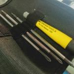 """ไขควง ESD สลายประจุุไฟฟ้า กันไฟฟ้าสถิตย์ รุ่น """"PB 1110 ESD"""" ชุดเล็ก คุณภาพใหญ่"""