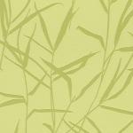วอลเปเปอร์ติดผนัง ใบหญ้าสีเขียว