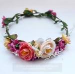 Flower Tiara 5