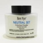 Ben Nye Colorless Face Powder #Neutral Set 42gm