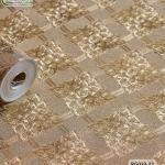 wallpaper ลายไทย ตราประจำยาม สีทอง
