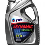 พีทีที ไดนามิค คอมมอนเรล ขนาด 6+1 ลิตร (PTT DYNAMIC COMMONRAIL SAE 10W-30, API CI-4/SL)