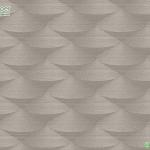 วอลเปเปอร์ติดผนัง สามเหลี่ยมสีเทา