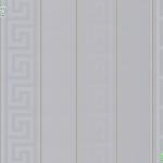 versace wallpaper ลายทางสีเงิน