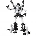 ASOBLOCK 15MC Robot 2 in 1 อโซบล็อค 15MC ชุดหุ่นยนต์ 2 in 1