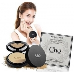CHO MICRO SILK Natural Finish Pressed Powder SPF15/PA++ 12g. #M3