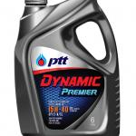 พีทีที ไดนามิค พรีเมียร์ ขนาด 6+1 ลิตร (PTT DYNAMIC PREMIER SAE 15W-40, API CI-4/SL)