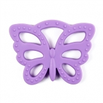 ยางกัดซิลิโคน ลาย Butterfly