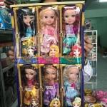 ตุ๊กตา6ตัวกล่องสูง(ราคาต่อตัว/คละแบบ)