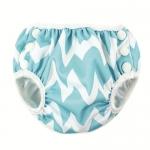 กางเกงผ้าอ้อมว่ายน้ำ Bumkins รุ่น Swim Diapers สีฟ้า