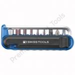 BIKETOOL ชุดซ่อมแซมจักรยาน PB Swiss Tools รุ่น PB 470 Blue สีฟ้า
