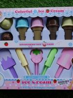 ของเล่นเด็ก color full icream