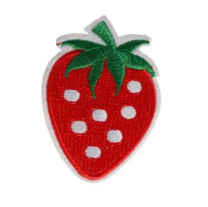 M0012 Strawberry 5.5x8.1cm