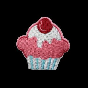 S0079 Little Cute Cupcake 5x5cm