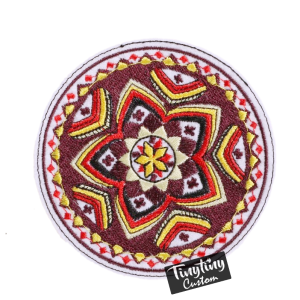 Custom Embroidered Art 3rd
