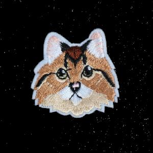 M0120 Cute Cat 3.7x3.5cm