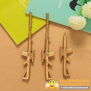ปากกาปืนสีทอง 96บาท/โหล 12ชิ้น/โหล