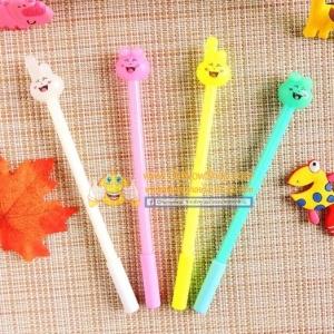 ปากกาเจลกระต่ายยิ้ม (เจลน้ำเงิน) 96 บาท/โหล 12ชิ้น/โหล