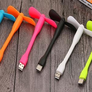 พัดลม USB ราคา เฉลี่ย 13.5 บาท/ชิ้น