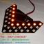 ไฟเลี้ยว LED SMD 33 ดวง กระพริบ 3 Step สีเหลือง