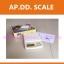ตาชั่งดิจิตอล เครื่องชั่งดิจิตอล เครื่องชั่งอาหาร Digital balance scale ขนาด 2kg ความละเอียด 0.1g SF-400A เกรด A thumbnail 1