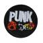 M0070 Punk 7.4x7.4cm