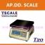 ตาชั่งดิจิตอล เครื่องชั่งดิจิตอล เครื่องชั่งแบบตั้งโต๊ะ 30kg ความละเอียด10g แท่น19x23cm.ยี่ห้อ TSCALE รุ่น T20 thumbnail 1
