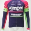 เสื้อปั่นจักรยานแขนยาวโปรทีม : SP161030