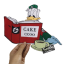 Custom Donald Duck Ccrtoon