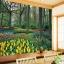 วอลเปเปอร์ภาพวิว Tulip Garden (สวนดอกไม้ทิวลิป) thumbnail 1