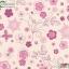 วอลเปเปอร์ติดผนัง ราคาถูก ลายดอกไม้สีชมพู thumbnail 1