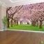 วอลเปเปอร์ติดผนังภาพวิวซากุระ cherry Blossom thumbnail 4
