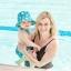 กางเกงผ้าอ้อมว่ายน้ำ Bumkins รุ่น Swim Diapers and Hat thumbnail 4