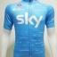เสื้อปั่นจักรยานแขนสั้นโปรทีม : SP170190